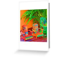 Paradise Lost Greeting Card