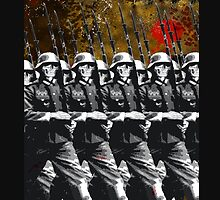 dead soldiers by yvonne willemsen