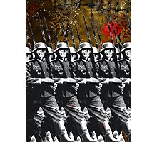 dead soldiers Photographic Print