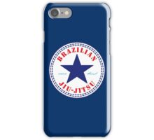 Brazilian Jiu Jitsu iPhone Case/Skin