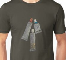old oil paint Unisex T-Shirt
