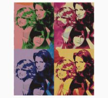Charlie's Angels Pop Art Kids Tee