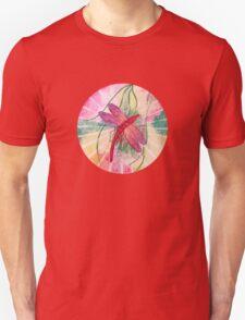 Mandala : Dragonfly Dreams Unisex T-Shirt