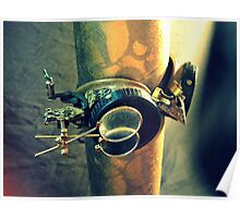 Steampunk Goggles 2.0 Poster