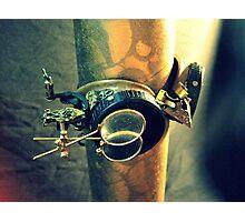 Steampunk Goggles 2.0 Photographic Print