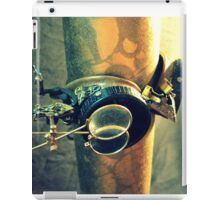 Steampunk Goggles 2.0 iPad Case/Skin
