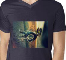 Steampunk Goggles 2.0 Mens V-Neck T-Shirt