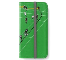 Rugby Try - New Zealand  iPhone Wallet/Case/Skin