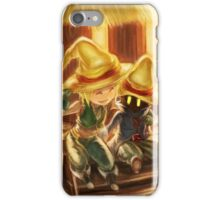 Vivi & Zidane iPhone Case/Skin