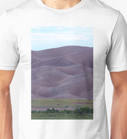 Pre-Dawn Pastels - Great Sand Dunes National Park Unisex T-Shirt