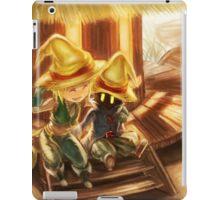 Vivi & Zidane iPad Case/Skin