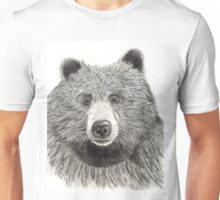 Dave the Grizzly Bear Unisex T-Shirt