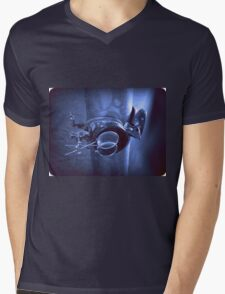 Steampunk Gauntlet 2.1 Mens V-Neck T-Shirt