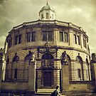 Sheldonian Theatre by ajgosling