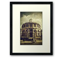 Sheldonian Theatre Framed Print