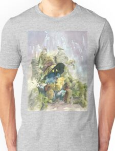 Vivi & Chocobo Unisex T-Shirt