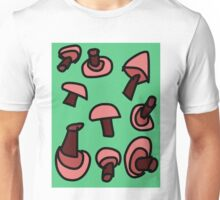 Techno XL (2016) (Mushrooms) Unisex T-Shirt