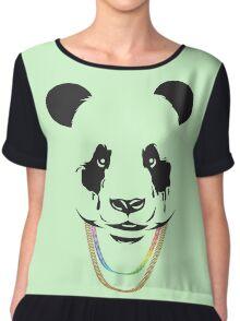 desiigner panda fans art parody Chiffon Top