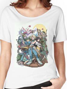 Zidane & Friends Women's Relaxed Fit T-Shirt