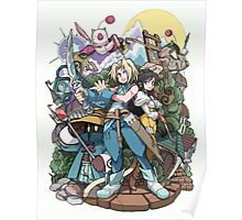 Zidane & Friends Poster