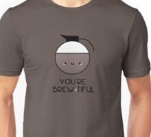 Brew-tiful Unisex T-Shirt