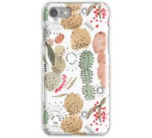 Cacti Watercolour iPhone Case/Skin