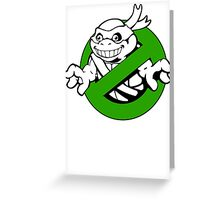 Bay Busters Greeting Card