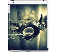 Steampunk Goggles 2.2 iPad Case/Skin