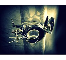 Steampunk Goggles 2.2 Photographic Print