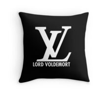 Lord Voldemort Throw Pillow