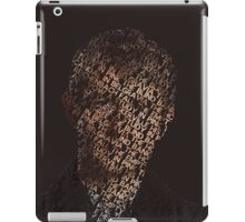 John Watson From Words iPad Case/Skin