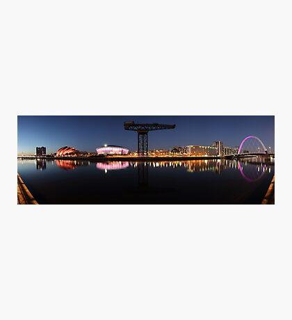 River View Panoramic Photographic Print