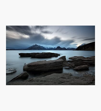 Skye Rocks Photographic Print
