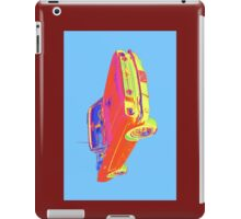 1965 Ford Mustang Convertible Pop Image iPad Case/Skin