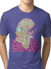 Hoffman/Savarkar Psychedelic Tri-blend T-Shirt