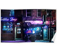 Cadillac Lounge Poster