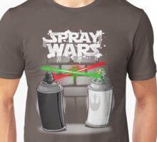 Spray wars Unisex T-Shirt