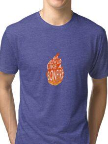 Bonfire Tri-blend T-Shirt