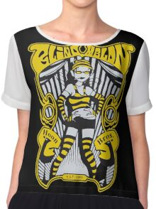 Blind Melon - Bee Girl Chiffon Top
