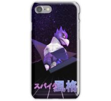 Falco Vaporwave iPhone Case/Skin