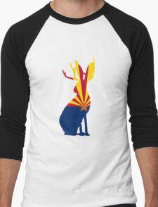 Az Jackalope Believe in 48 Men's Baseball ¾ T-Shirt