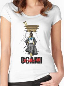 Ogami Women's Fitted Scoop T-Shirt