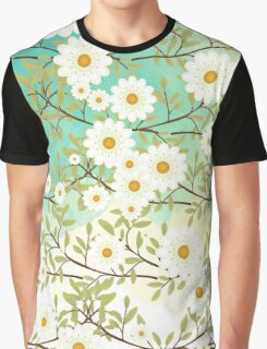 Springtime scene Graphic T-Shirt