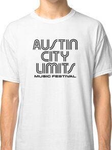 Austin City Limits Music Festival 2016 Classic T-Shirt