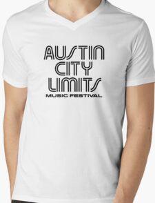 Austin City Limits Music Festival 2016 Mens V-Neck T-Shirt
