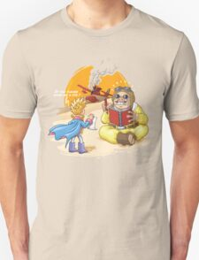 Draw me a pig ! Unisex T-Shirt