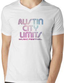 Austin City Limits Music Festival 2016 - Blue Violet Color Mens V-Neck T-Shirt
