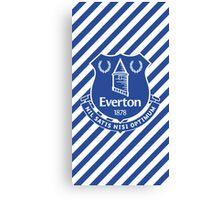 Everton Vector Canvas Print