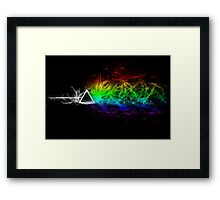 Pink Floyd - The Dark Side Of The Moon Framed Print