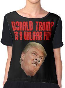 Trump Carnitas Chiffon Top